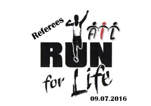 Referee Run For Life: Treviglio Presente